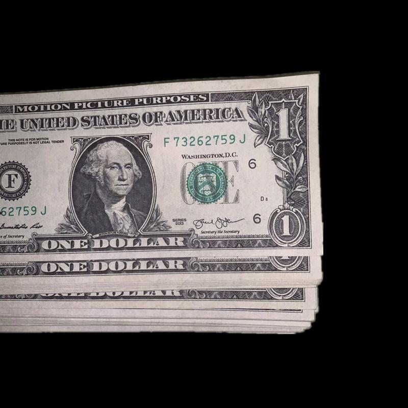 Magic Copy Money Toys US Показать подарки Доставка A1 Party Game Paper Paper Real Mhxki Design Быстрые реквизиты Валюта Дети Аскед