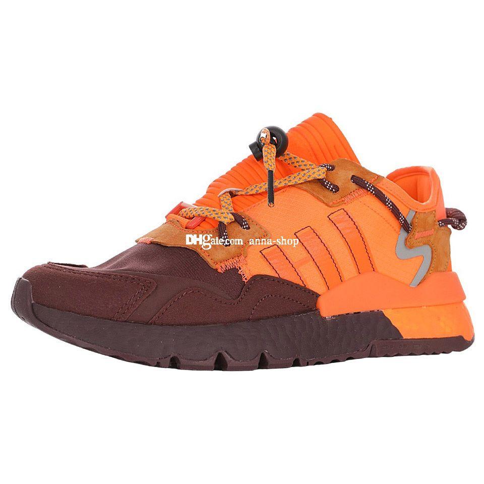 Beyonce Ivy Parco arancione della scarpa da tennis per gli uomini di Maroon Sneakers Uomo Scarpe da running donna Scarpe da ginnastica da donna preparatori atletici Chaussures