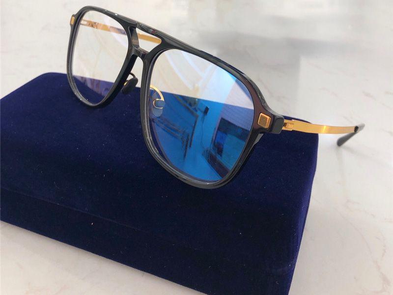 GYLFI Neue Mode Frauen und Männer Optische Gläser Full Frame Eyewear Gläsern Quadratische Rahmenbrillen Rahmen Top Qualität Kommen Sie mit Pracakge