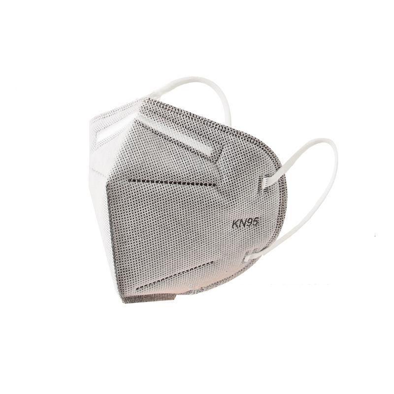 Factoryfolding K95 Маски для лица Нетканая маска Одноразовый ткань пылезащитный ветрозащитный респиратор противотуманный пылезащитный превзойти 4 ICJJ4