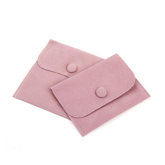 مجوهرات تغليف هدايا حقيبة مغلف مع عض السحابة الغبار إثبات مجوهرات هدية الحقائب مصنوعة من اللؤلؤ الوردي الأزرق المخملية الحجم اختيار