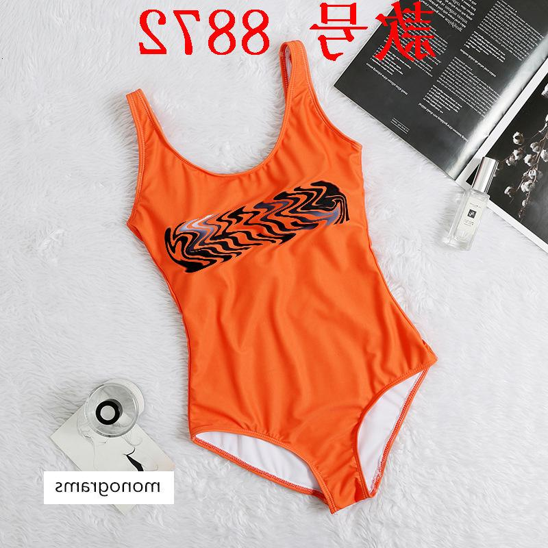 Hot Sexy Solid Bikini One Piece Купальник для женщин Multi Color