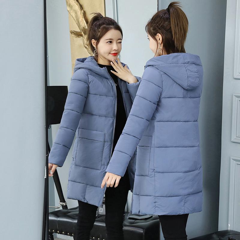 -10degrees Fest Winter-Synthepon Jacket Female Outwear Mantel Frauen Winterjacken Mantel beiläufigen dünne verdicken Warm Parkas Mantel 201023