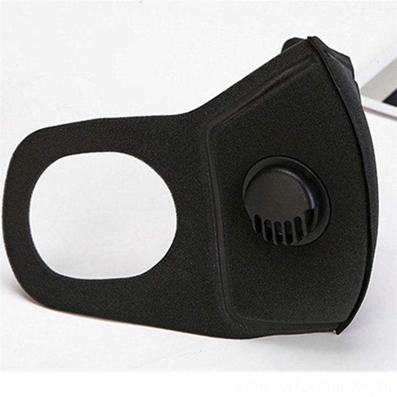 Порошок пыли Faceemouth Gold 2020 Лицо в наличии! Анти-э-э-э-э-э-э-э-э-э-элмаслящая моющаяся многоразовая губчатая маска для губков H050-1