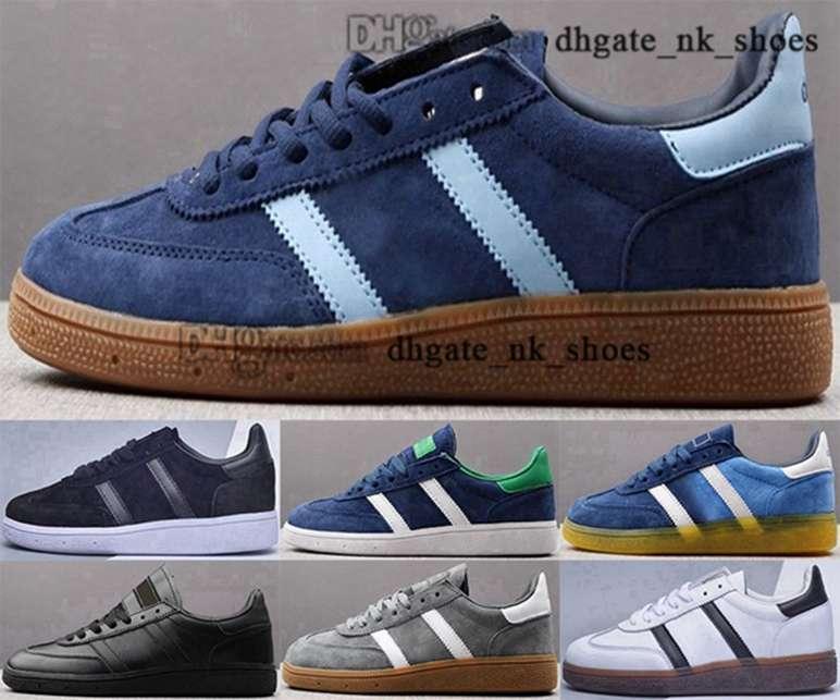 플랫폼 35 Zapatos Girls Spezial Box Mens 스니커즈 가황 스케이트 보드 트레이너 가젤 EUR 11 여성 5 사이즈 US 45 남성 신발 캐주얼