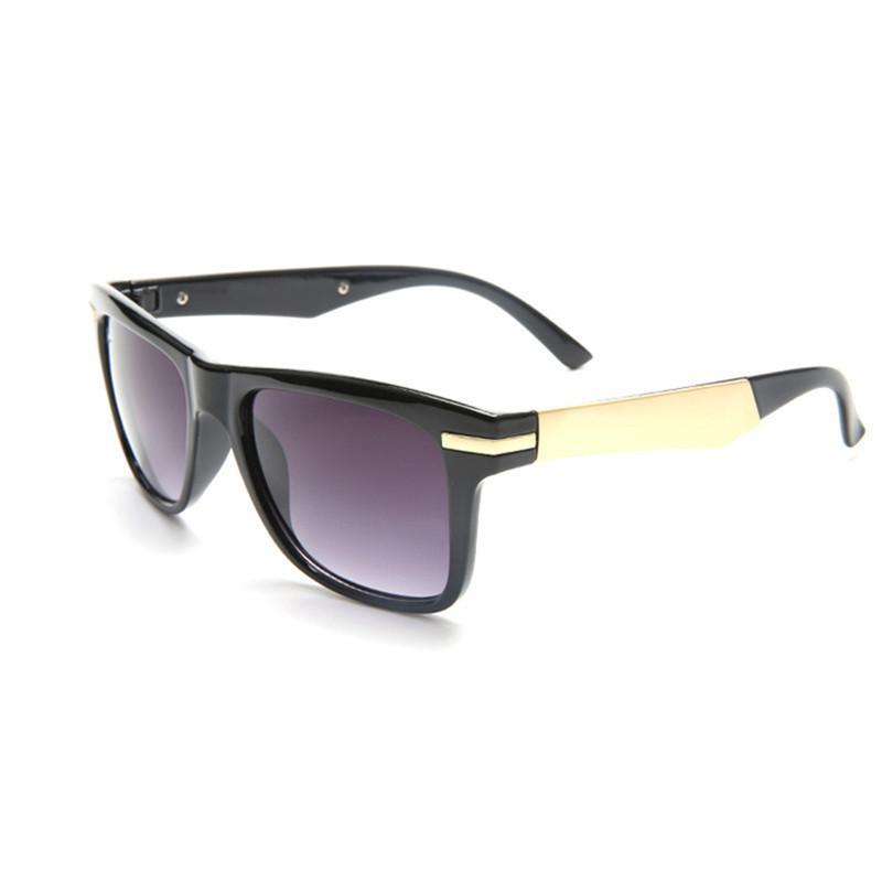 Unisex Brand Designer Sunglasses Summer Men Women Square Frame Sun Glasses UV400 Protection Eyewear Classic Driver Glasses Free Shipping