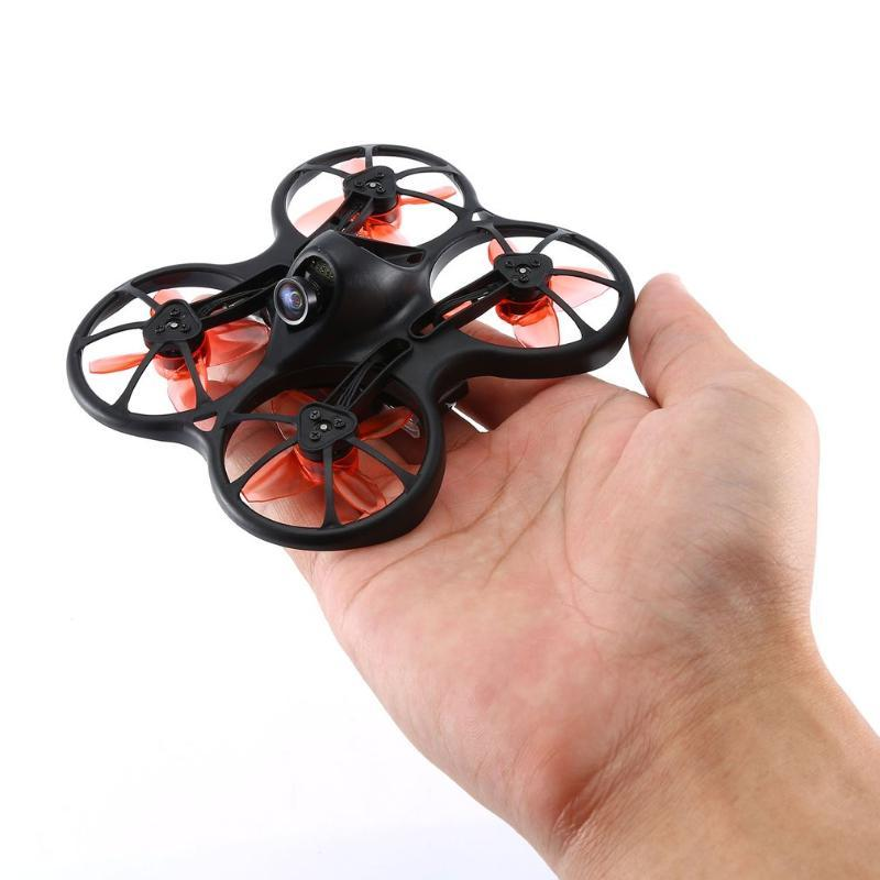 EMAX Tinyhawk S Mini Indoor FPV Racing Drone Brushless Drone 37CH 20mW 4 in 1 5A F4 Flight Controller 600TVL Camera RC