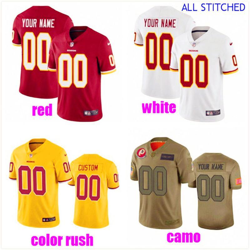 Пользовательские майки на заказ американский футбол для мужских женщин молодежь детей персонализированные официальные фабрики цвета спортивные новые футбольные джерси магазин 4XL 5XL 6xL