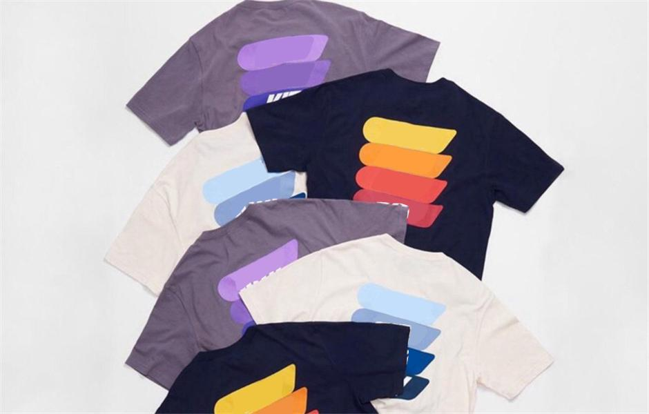 Venta caliente-Men's Designer Monday Program PRIGUIENTE LOGO T-SHIRT Men's Casual Street Hip-Hop Style Camiseta de algodón para hombres y mujeres