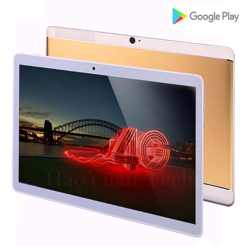 Tablet PC Oferta Especial 10,1 polegadas 4G Telefone Android 2GB RAM 32GB ROM GPS Dual Camera 1920 * 12001