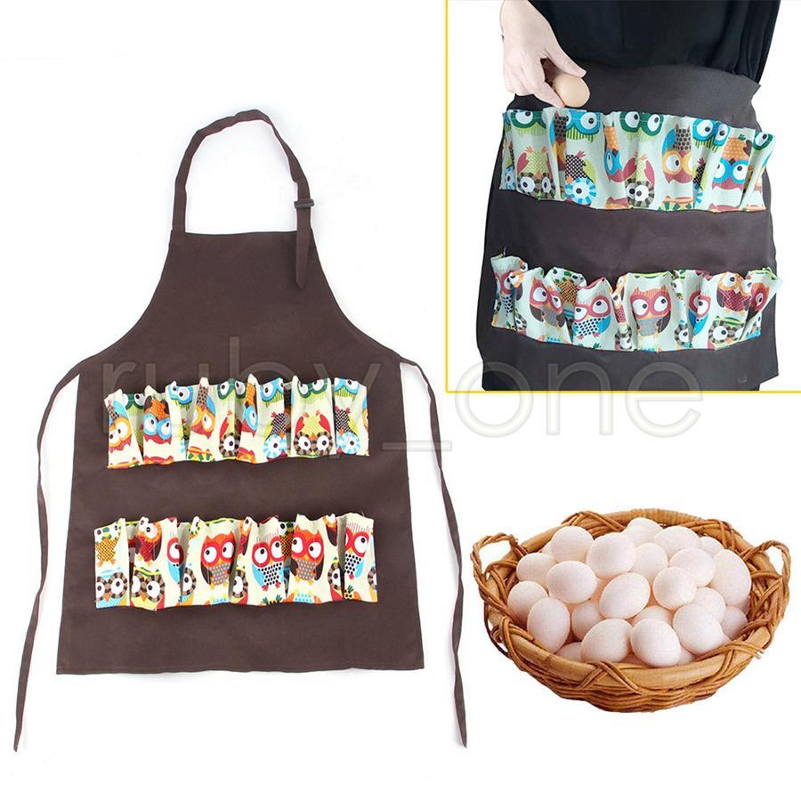 Hasat Önlük Tavuk Çiftliği Çalışma Önlükler Toplama Cepler Yumurta Kaz Yumurta Çiftliği Önlük Mutfak Önlüğü RRA3654 Toplama Ördek Carry