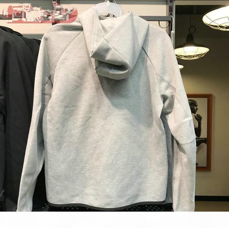 2020 Rua Moda Fitness Esportes Homens de Algodão Algodão Absorvor Absorvente Com Capuz Com Costas Confortáveis Sweater para Masculino