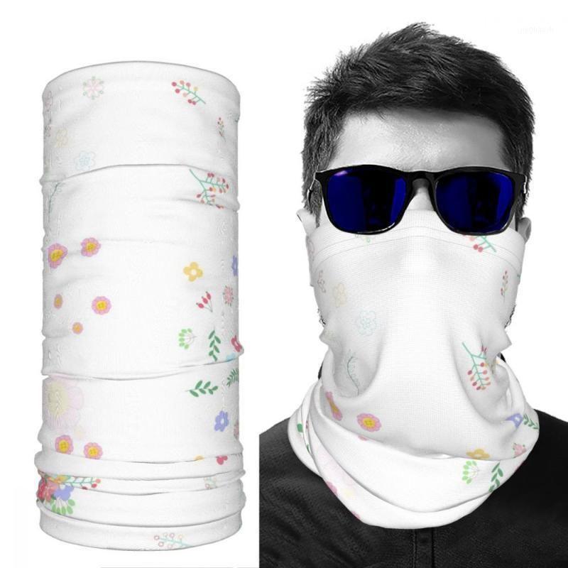 shawl scarf cycling mask scarf unisex breath able warm infinity plaid DIY customizable ice silk1