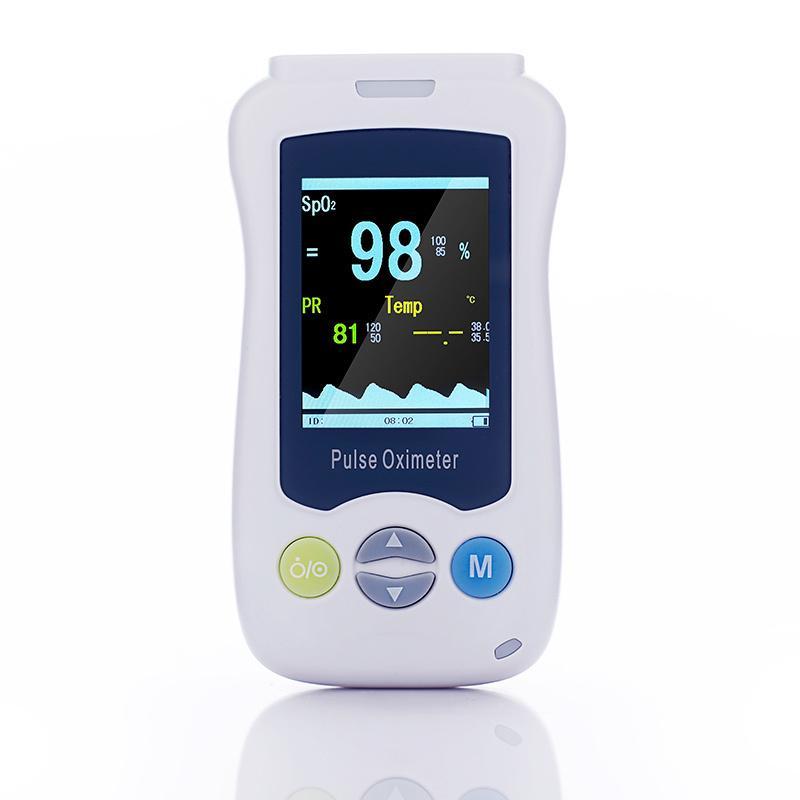 Neonatal Nabız Oksimetresi için Ahize Pulseoksimetre