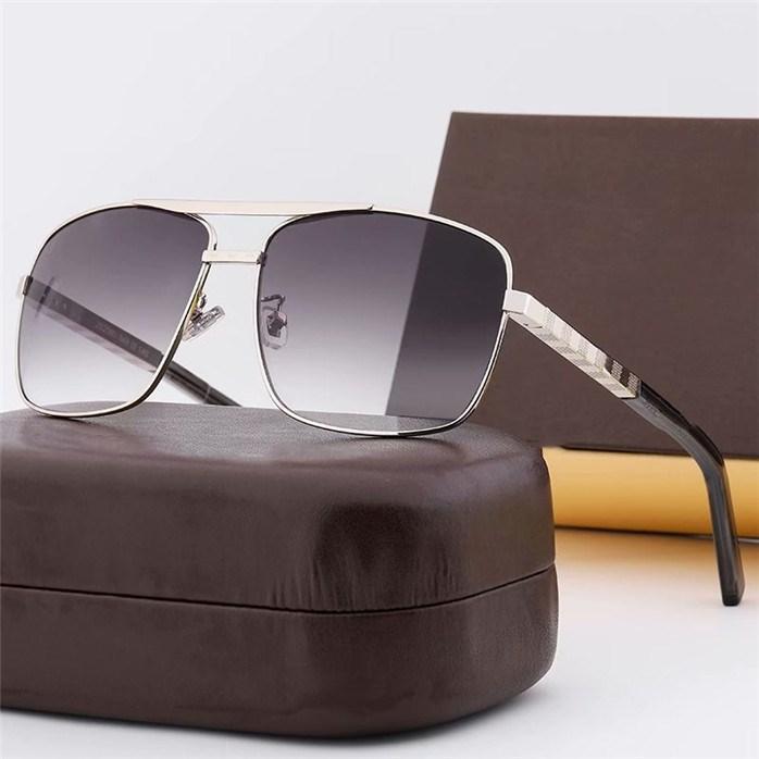 Millionaires 948 رجل امرأة مصمم نظارات شمسية نظارات شمسية مصمم زجاج زجاج نظارات uv400 نموذج اختياري جودة عالية 0350 مع مربع حالة