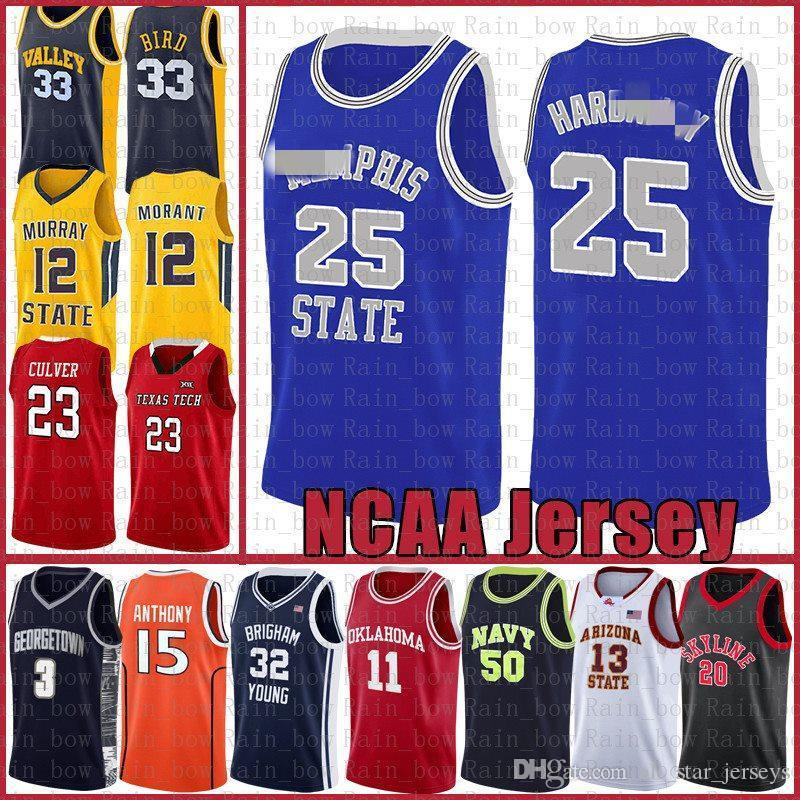 25 Hada NCAA Memphi State College Kyrie Lebron 23 James Irving Dwyane 3 Wade Kawhi Stephen 30 Curry Leonard Basketball Jersey 22 McCall