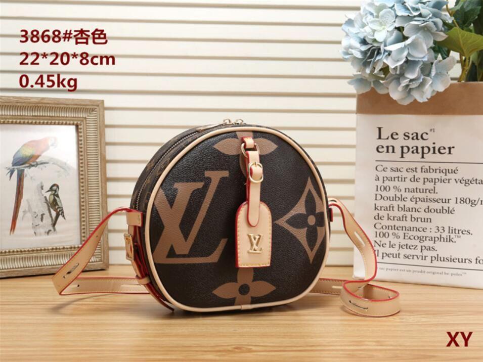 67LVLOUISVUITTON Di lusso in pelle calda a tracolla per le donne del sacchetto delle donne della borsa sacchetti delle signore del progettista del R3