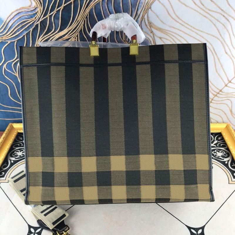 Sacs à provisions sac à main sacs fourre-tout mode grande capacité Paquet patchwork de couleurs f Lettre de haute qualité femmes sac en toile bateau libre