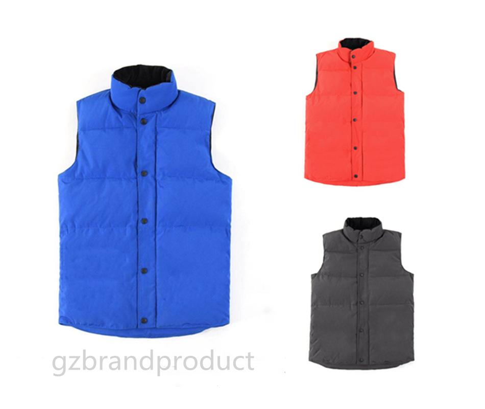 Top Quality Homens colete homem mulheres inverno para baixo coletes aquecido bodywarmer homem jaqueta jaqueta outdoor quente penas outfit parka outwear