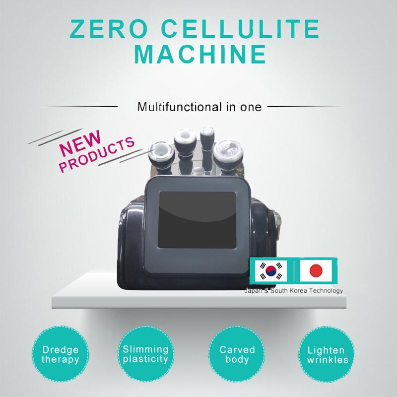 Multi-função face elevador emagrecimento 80k cavitação ultra-sônica 5d instrumento de escultura RF corpo de vácuo moldar máquina de beleza