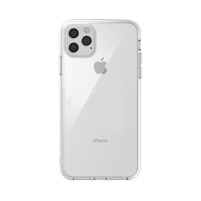 Acrílico 2 en 1 TPU claro transparente de la caja del teléfono a prueba de golpes protege la cubierta para el iPhone 12 11 Pro Max X XR XS Max 6 7 8 Plus