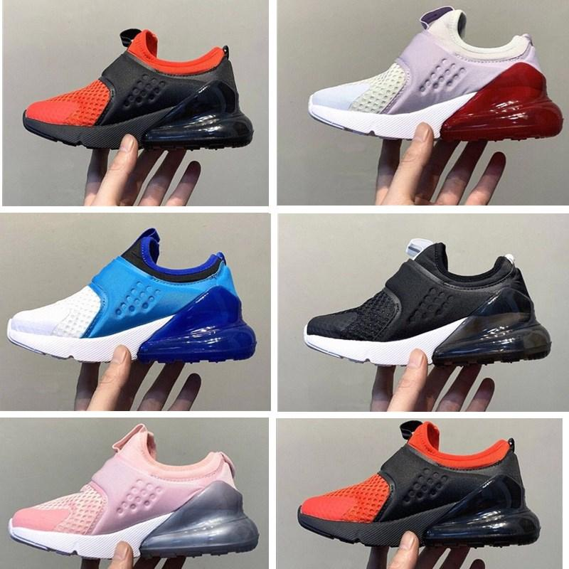 Multicolor Kids 27c Extreme Run Shoes boys running shoes Pink White Metallic Children outdoor toddler athletic girls Infant sneaker