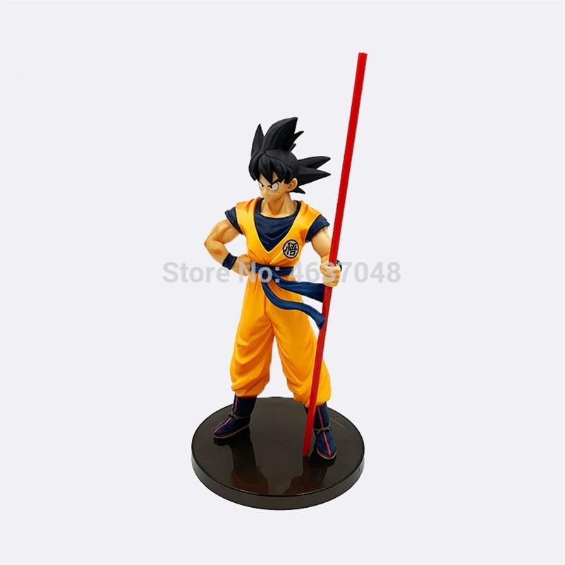 Anime Super Son The Film Limited PVC Action Figure Toys LJ200924
