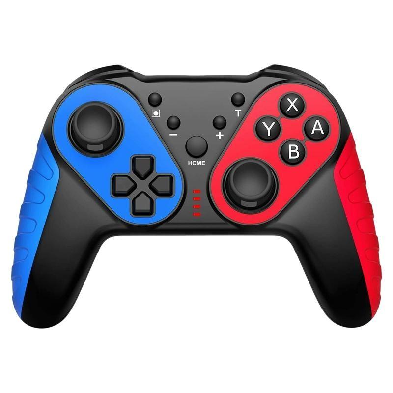 Sem fio Bluetooth Nfc Remote Controller Pro jogo para Mudar Gamepad com vibração Functio