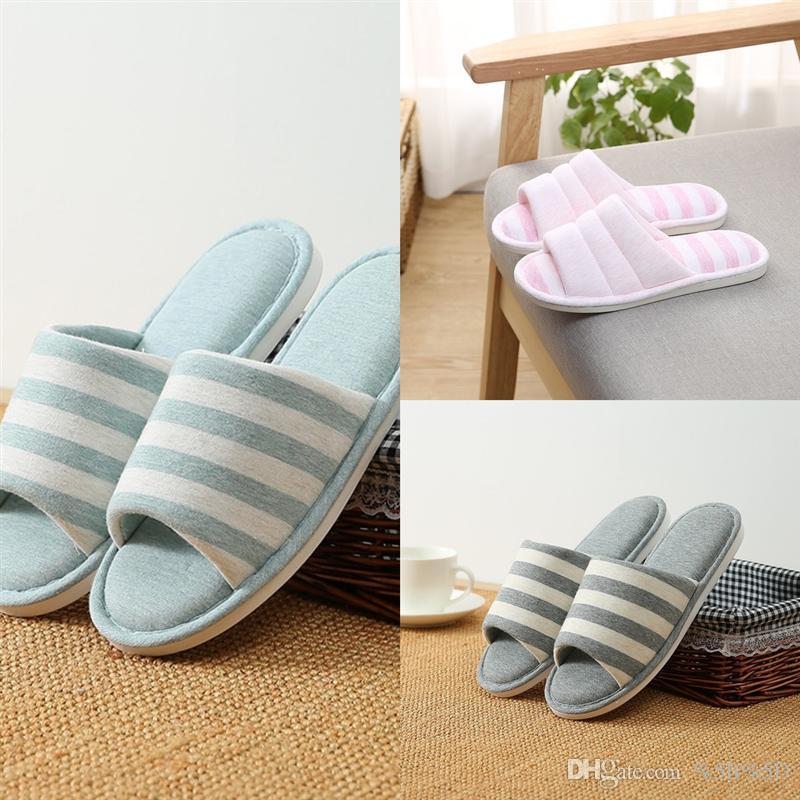 LLQF Sandales et pantoufles classiques, designeurs de motifs designeurs de la mode, des pantoufles pour femmes, des pantoufles de dames,