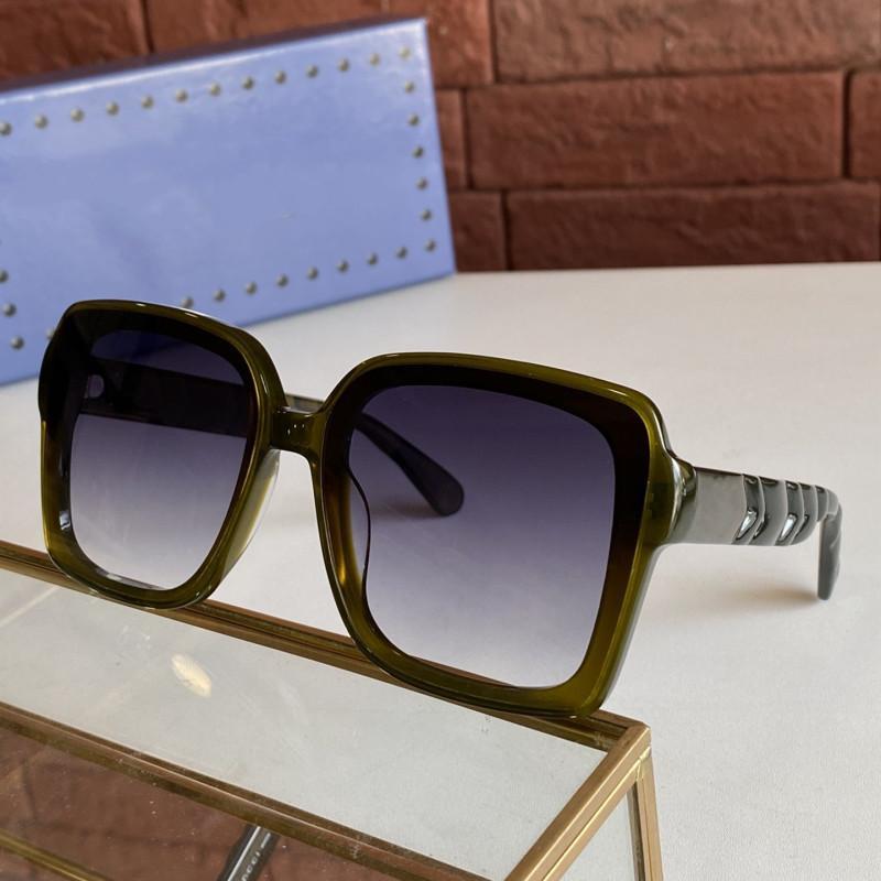 Novas GG0815S óculos de sol para as mulheres Popular Estilo Moda Verão com os Stones Top Quality UV400 Proteção Lens vindo com caso Box GG0815S