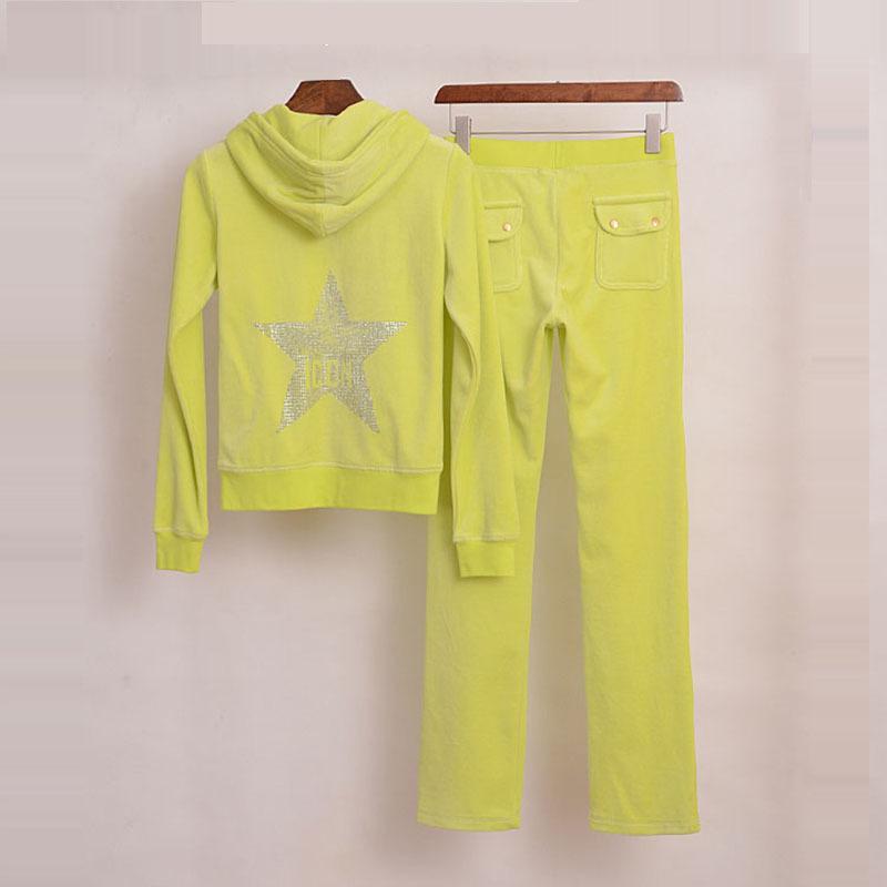 Весна / осень / 2020 бархатный женский костюм одежда Толстовка Размер S-XXL BHPS