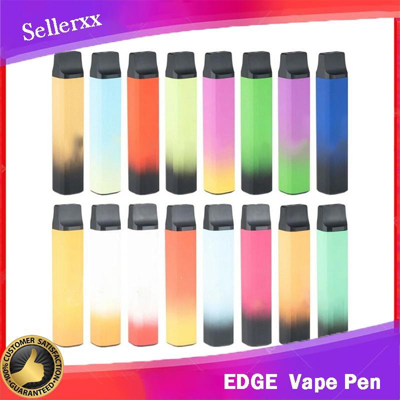 edge Disposable Device Kit 1100mAh Battery Vape 1500 Puff 6ml Pods Cartridge Pen For CURVE Plus S Bang Plus XXL Max FLEX