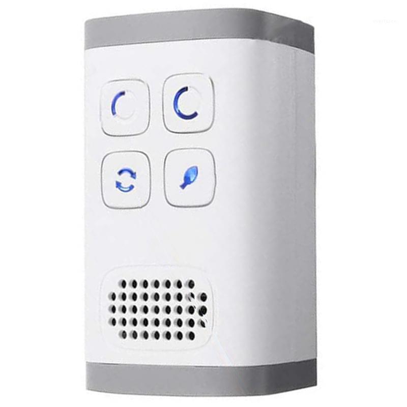 Purificatore d'aria, generatore di ioni di deodorante per l'aria portatile per la casa, camera da letto, deodorante UE Plug1