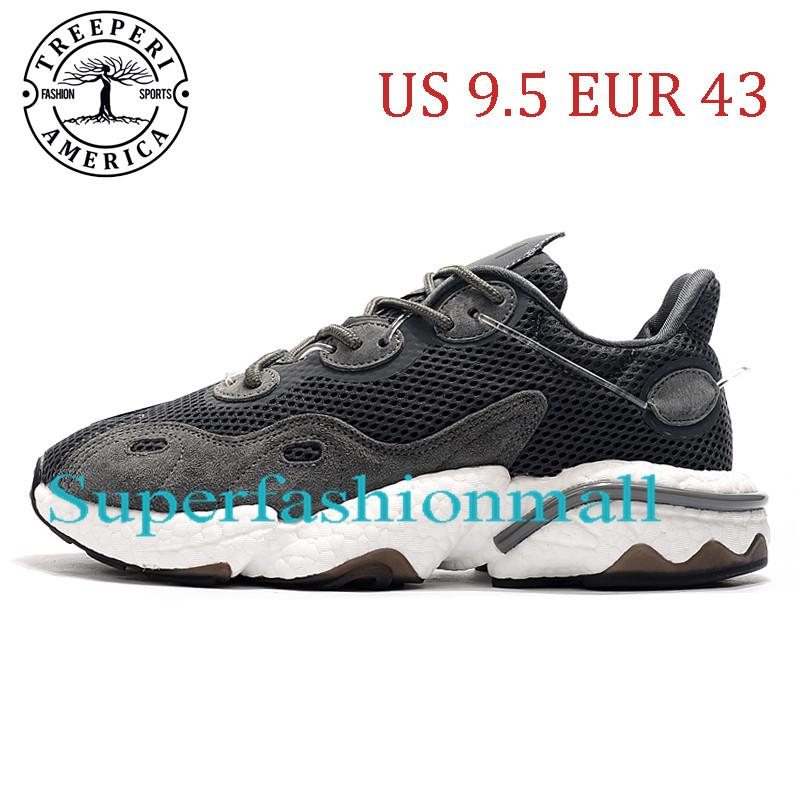 2021 Treeperi Runner 511 V1 Мягкая подошва кроссовки Wolf Grey US 9.5 EUR 43 для мужчин