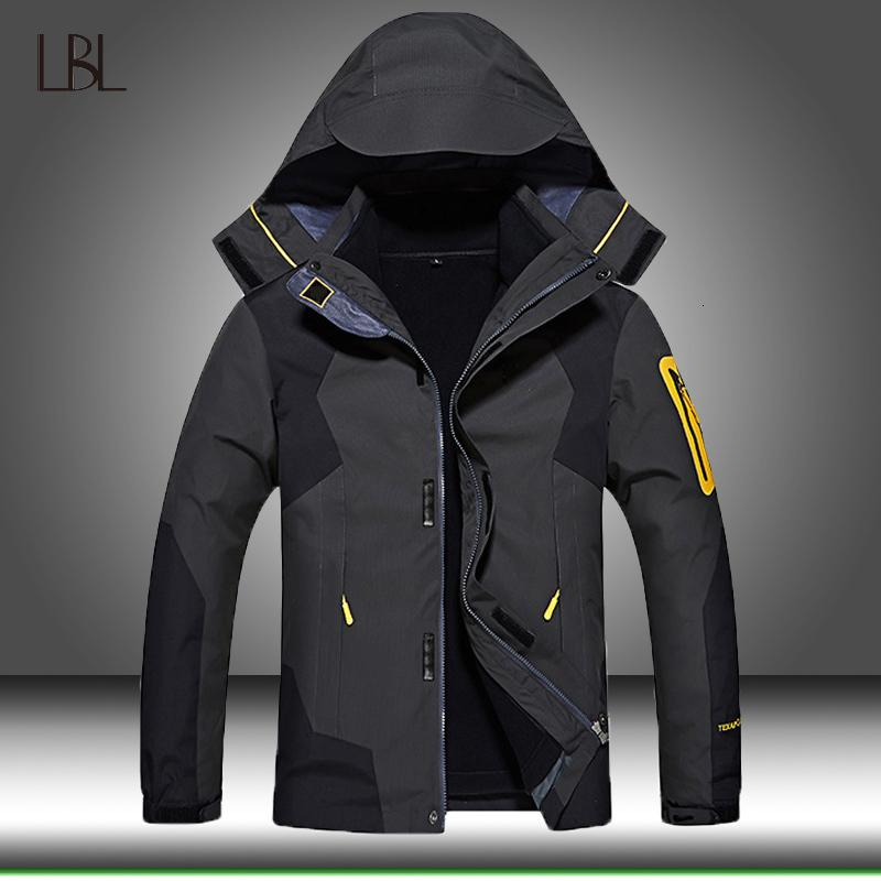 Winter Warm Softshell Fleece Jas Men Outdoor Walking Campsite Winddicht Waterproof Exit Male Military Zipper Bomber Jackets