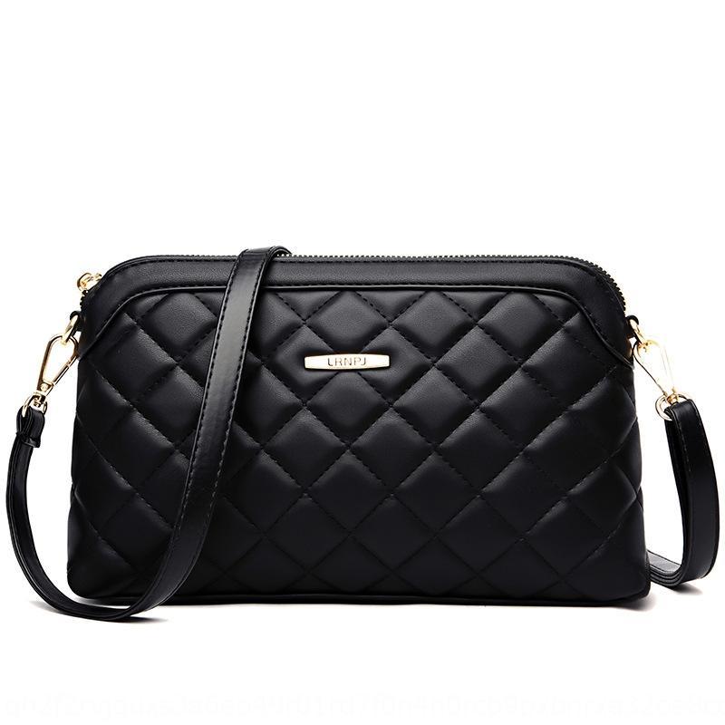 b5SSZ плечо маленькой маленького бриллианта женской сумка 2020 новая мода Алмазная большая емкость мягкая кожа женщины плеча сумка nScu3