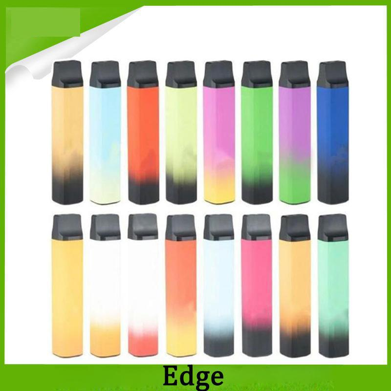Hyde EDGE Disposable Vape Pen 14 Colors 1500 PUFFS With 1100mAh Battery 6ml Pod Vape Disposables Device Kit DHL Fast Shipping 0266185