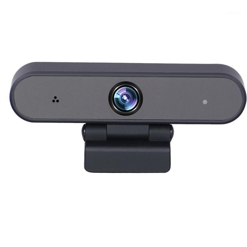 Mini Câmaras HD 1080P Webcam USB Camera Network PC Microfone embutido para o curso on-line de transmissão ao vivo Chamada de vídeo