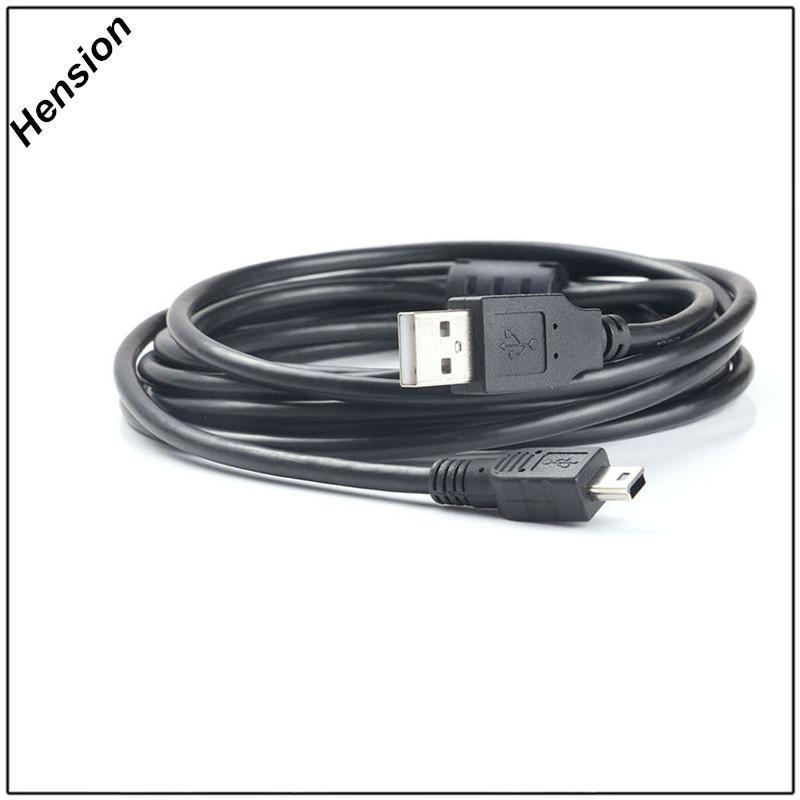 De alta velocidade do obturador MINI cabo de dados USB libertação 5P-T / porta de interface de ajuste V3 Android para X-T20 X70 X-Pro2 X-A3 A2 XT