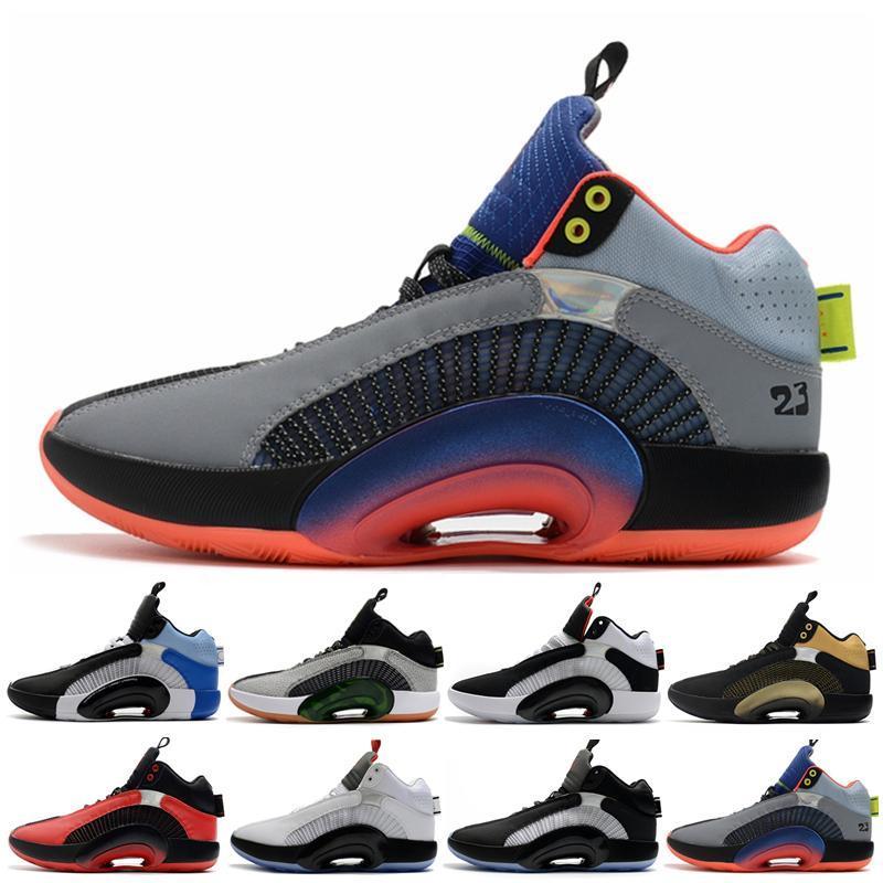35 Merkezi Yerçekimi Basketbol Ayakkabı 35s Eclipse Plakalı Yerçekimi Parçası Tasarım 2.0 Merkezi 35 erkek scarpe kadın boyutunu bize jumpman