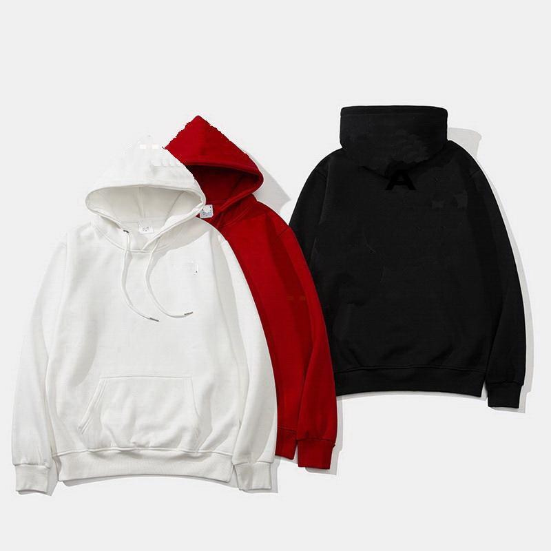 Moda novo homens camisola camisola de manga comprida camisola com capuz esportes primavera outono inverno esportes roupas hiphop roupas rua desgaste-A2