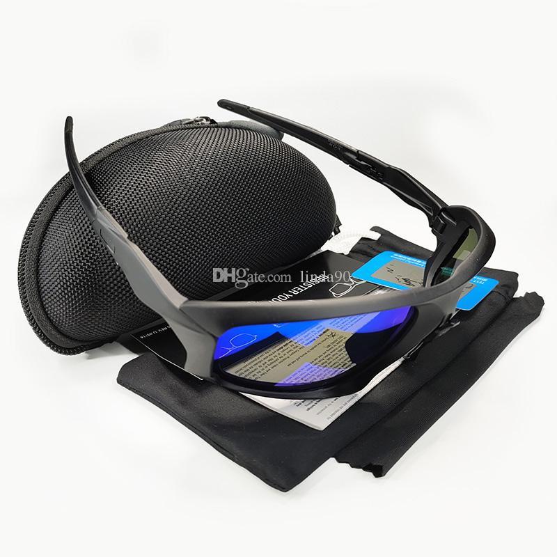 브랜드 사이클링 안경 남성 여성 자전거 태양 안경 스포츠 자전거 안경 분리기 야외 안경 편광 렌즈 낚시 및 운전 선글라스