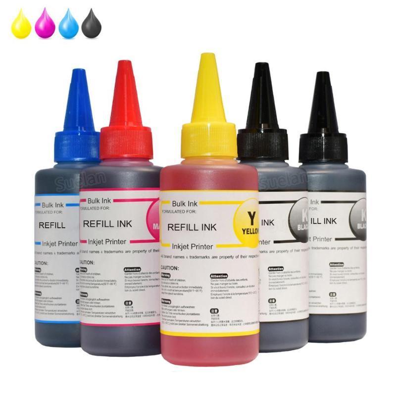 Универсальные чернила принтера для 655 364 564 670 685 920 934 935 903 907Cartridge Refill Чернила Краситель для 178 XL СНПЧ