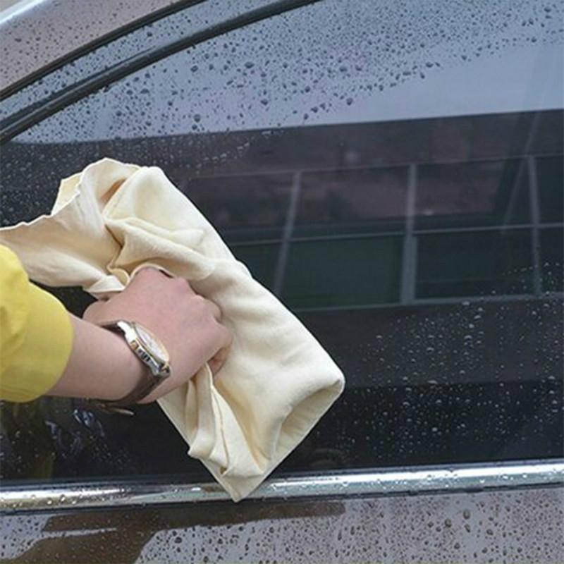 Nettoyage de voiture Tissu de daim absorbant et séchage rapide et séchage rapide taille40x55cm