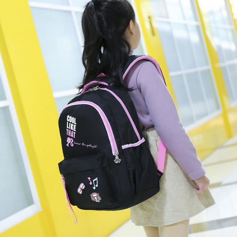 Девушки Сумка мальчиков рюкзак школьные сумки для детей Muchila Эсколар Infantil BOLSOS Escolares