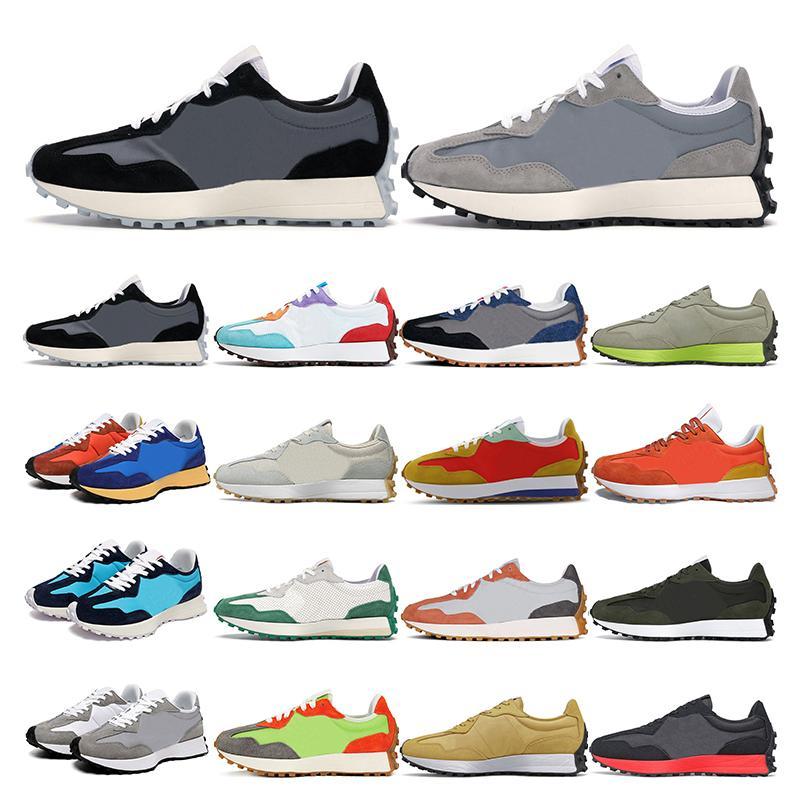 2020 scarpe da corsa grigio chiaro beige nero oliva Blue Orange Mens delle donne allenatore all'aperto scarpe da tennis sport a piedi da jogging dimensioni epoca 36-45