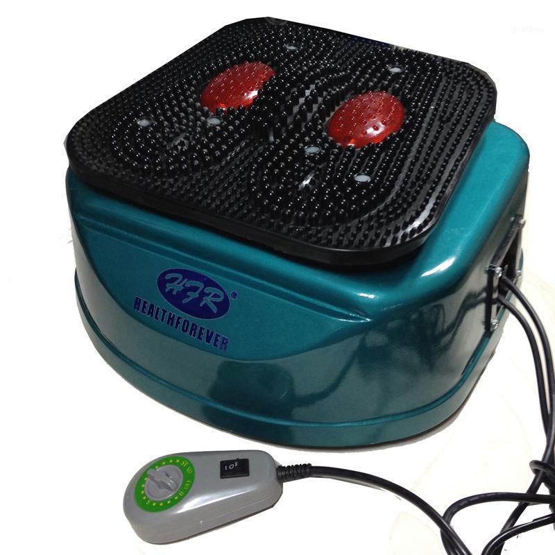 Tiens кровообращение кровообращение ноги массажер для ног электрические полноценные вибрирующие высокочастотный вибратор массажер ноги циркулятора крови1