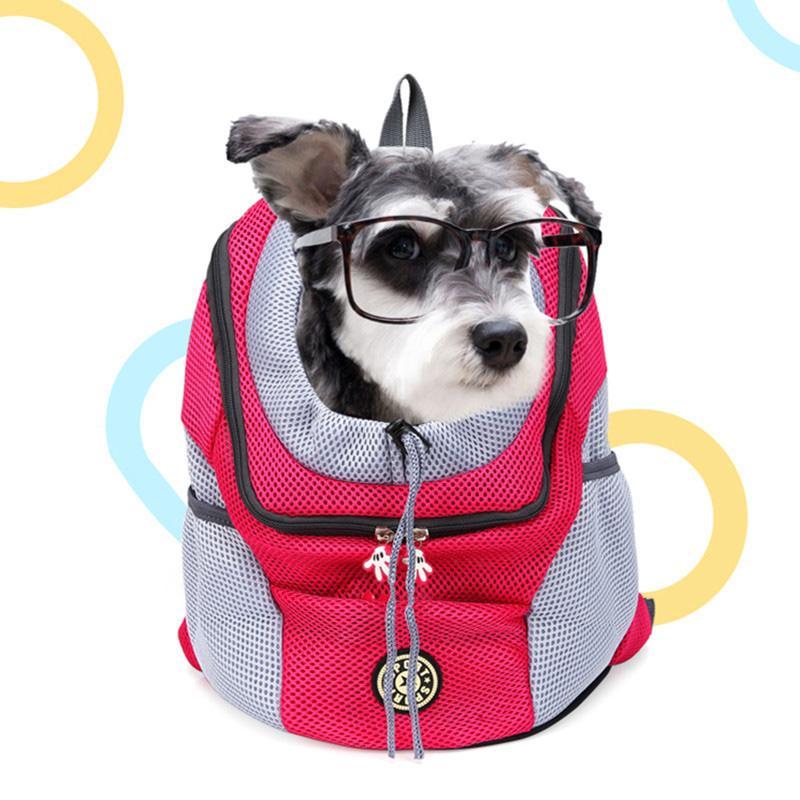 Malzemeleri Sırt Çantası Köpek Çanta Çanta Göğüs Taşınabilir Köpek Omuz Seyahat Dekorasyon Pet Sırt Çantası Pet Air Thomm