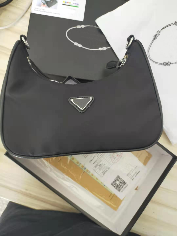 حقيبة كتف السيدات العلامة التجارية حقيبة قماش أزياء قطري كيس من ثلاثة في كيس نايلون