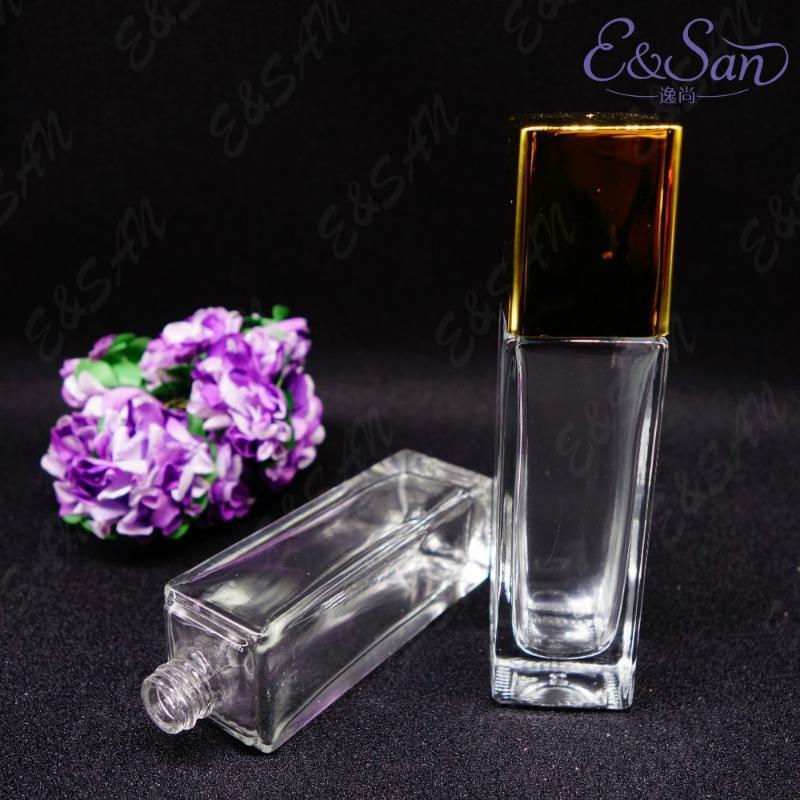 Бутылки для хранения JARS PT135T-30ML квартет прозрачные золотые и серебряные крышки стеклянные парфюмерные распылительные упаковки косметические бутылки 100 шт. / Лот